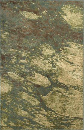 Kas Contemporary Rugs Versailles Green 13396