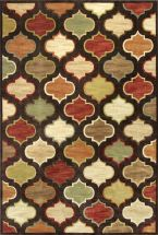 Kas Transitional Rugs Versailles Brown 13397
