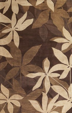 Kas Transitional Rugs Bali Brown 13910