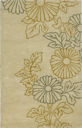 Kas Transitional Rugs Bali Ivory 13914