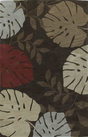 Kas Transitional Rugs Bali Brown 13916
