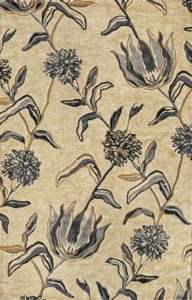 Kas Transitional Rugs Florence Ivory 13966