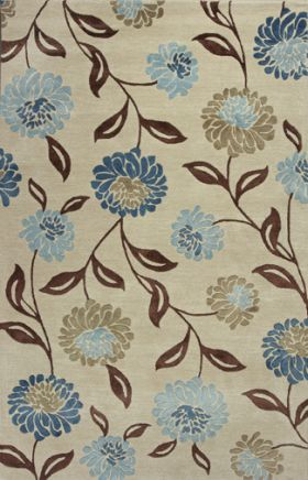 Kas Transitional Rugs Florence Beige 13968