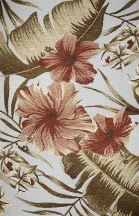 Kas Floral Rugs Horizon Blue 14016
