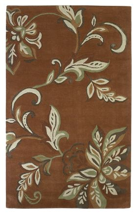 Kas Transitional Rugs Florence Red 14043