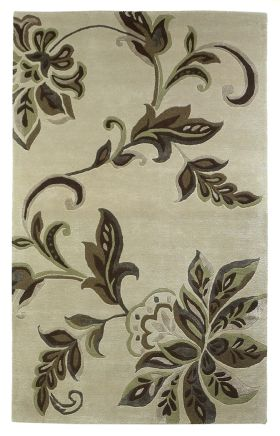 Kas Transitional Rugs Florence Ivory 14044