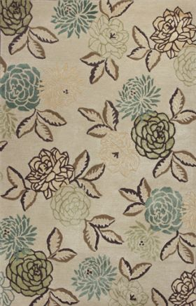Kas Transitional Rugs Florence Beige 14049
