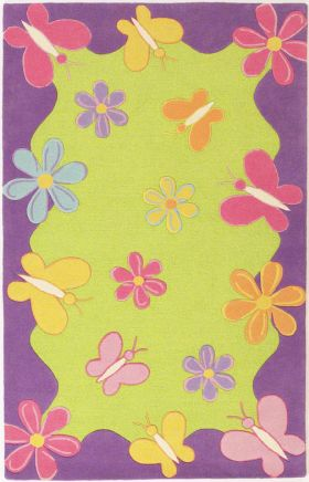 Kas Kids Rugs Kidding Around Pink 14078
