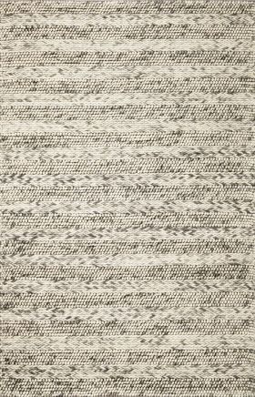 Kas Braided Rugs Cortico Grey 14093