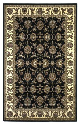 Kas Traditional Rugs Cambridge Black 14126