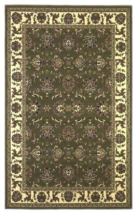 Kas Traditional Rugs Cambridge Green 14127