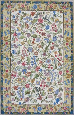 Kas Traditional Rugs Colonial Ivory 14134