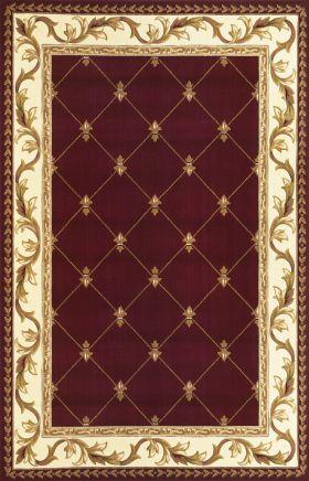 Kas Traditional Rugs Corinthian Red 14152
