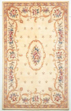 Kas Traditional Rugs Ruby Ivory 14191