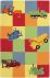 Kas Kids Rugs Kidding Around Red 14210