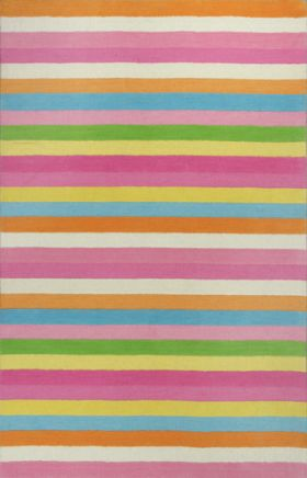Kas Kids Rugs Kidding Around Pink 14215