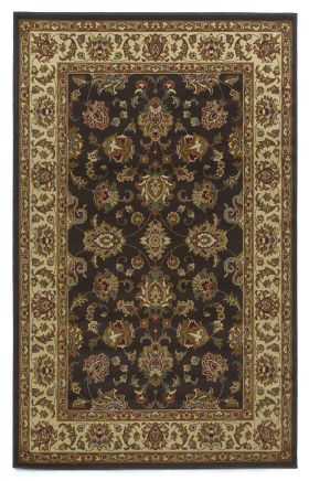 Kas Traditional Rugs Lifestyles Brown 14222