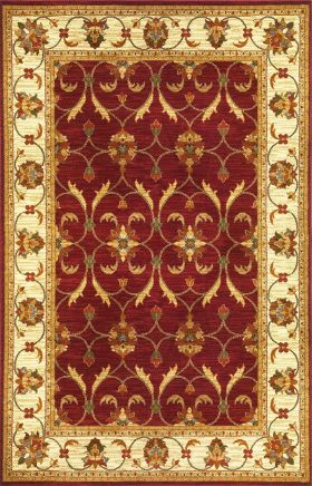 Kas Traditional Rugs Lifestyles Red 14233