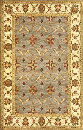 Kas Traditional Rugs Lifestyles Grey 14234