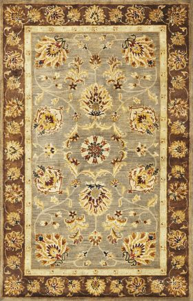 Kas Traditional Rugs Syriana Grey 14258
