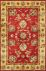 Kas Traditional Rugs Syriana Red 14260