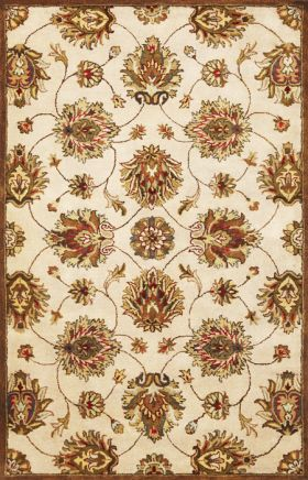 Kas Traditional Rugs Syriana Ivory 14263