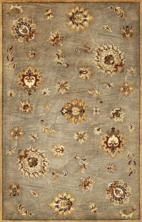 Kas Traditional Rugs Syriana Grey 14264