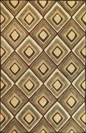 Kas Contemporary Rugs Milan Beige 14287