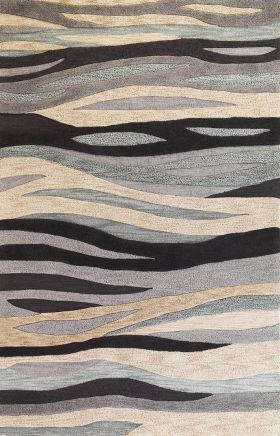 Kas Contemporary Rugs Milan Grey 14290