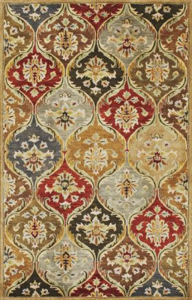 Kas Traditional Rugs Syriana Beige 14330