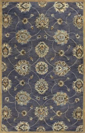 Kas Traditional Rugs Syriana Blue 14332
