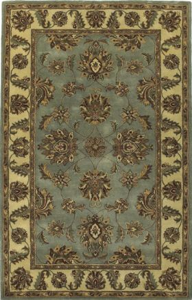 Kas Traditional Rugs Taj Palace Blue 14337