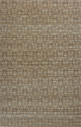 Kas Transitional Rugs Janvi Brown 14403