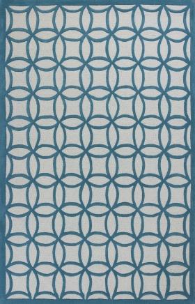 Kas Contemporary Rugs Kidding Around Blue 14407
