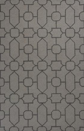 Kas Contemporary Rugs Mercer Grey 14412