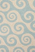 Jaipur Transitional Rugs Coastal I-O Blue 14629
