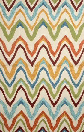 Jaipur Transitional Rugs Coastal I-O Multicolor 14634