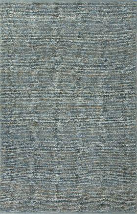 Jaipur Solid Rugs Calypso Blue 14642