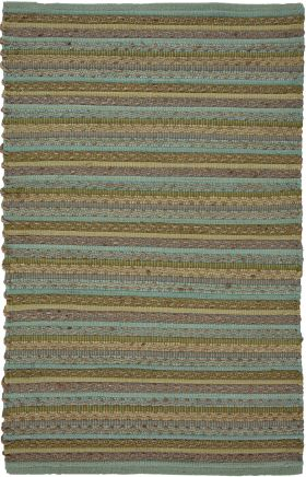 Jaipur Transitional Rugs Cosmos Green 14661