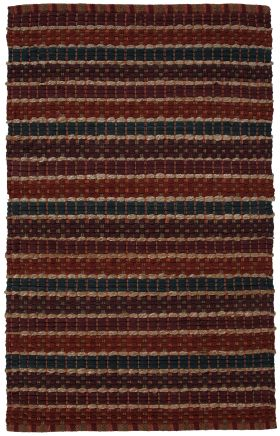 Jaipur Transitional Rugs Cosmos Red 14664