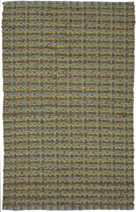 Jaipur Transitional Rugs Cosmos Green 14667