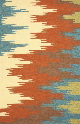 Jaipur Transitional Rugs Colours Orange 14674