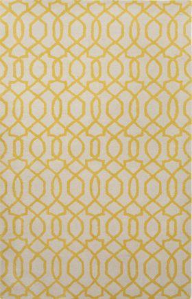 Jaipur Contemporary Rugs City Yellow 14719
