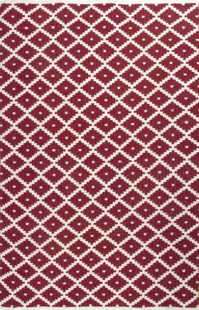 Jaipur Transitional Rugs Escape Red 14727
