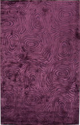Jaipur Contemporary Rugs Fables Purple 14736