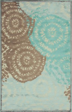 Jaipur Contemporary Rugs Fables Brown 14740