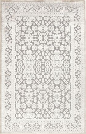 Jaipur Oriental Rugs Fables Gray 14742