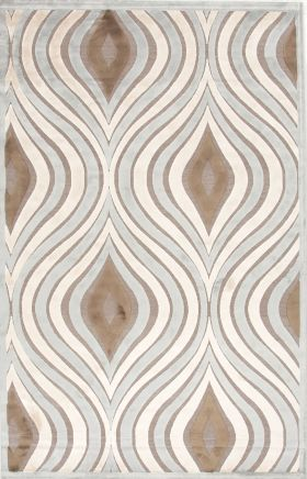 Jaipur Contemporary Rugs Fables Ivory 14753