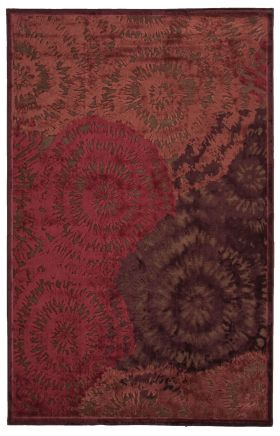 Jaipur Contemporary Rugs Fables Red 14754
