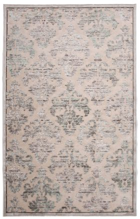 Jaipur Floral Rugs Fables Gray 14755